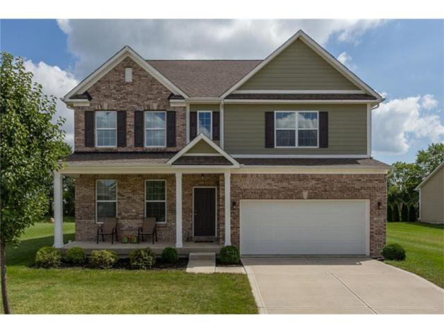 7245 Horton Court, Plainfield, IN 46168 (MLS #21517220) :: Mike Price Realty Team - RE/MAX Centerstone