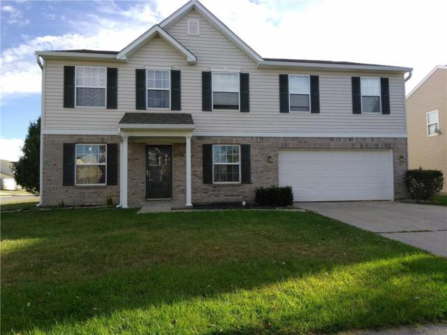 10921 Spring Green, Indianapolis, IN 46229 (MLS #21517244) :: Heard Real Estate Team