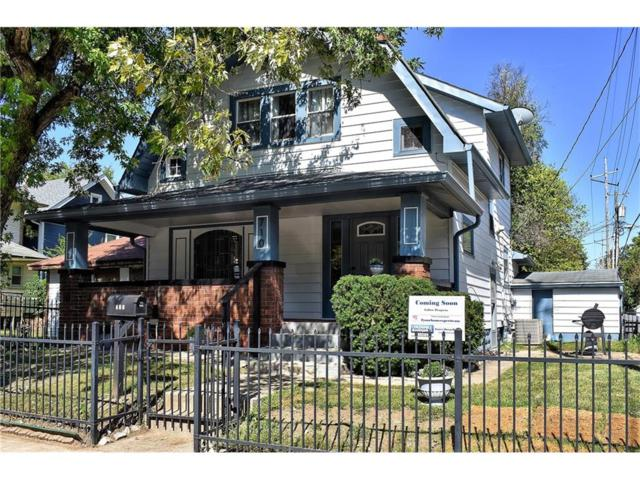 710 E 34TH Street, Indianapolis, IN 46205 (MLS #21517304) :: RE/MAX Ability Plus