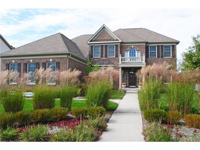 14642 Parkhurst Drive, Westfield, IN 46074 (MLS #21517365) :: Indy Plus Realty Group- Keller Williams