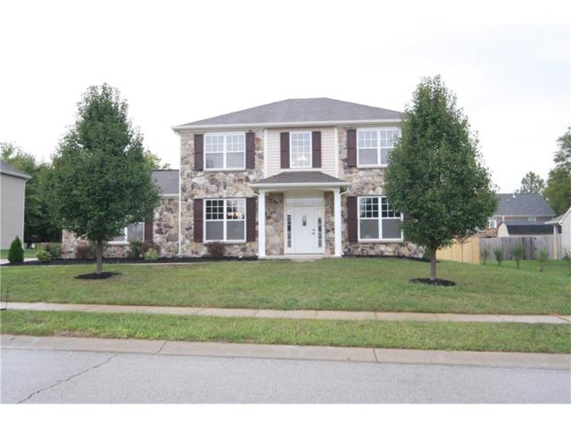 134 Stamford Drive, Pittsboro, IN 46167 (MLS #21517403) :: Heard Real Estate Team