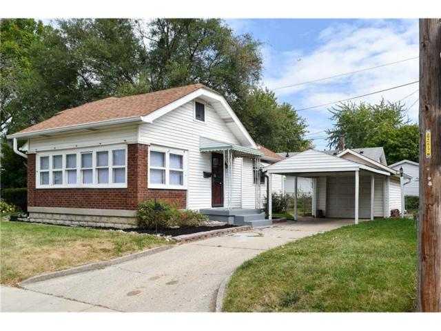 523 N Carlyle Place, Indianapolis, IN 46201 (MLS #21517415) :: Indy Scene Real Estate Team