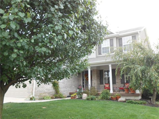 5152 Nicodemus Drive, Plainfield, IN 46168 (MLS #21517427) :: Mike Price Realty Team - RE/MAX Centerstone
