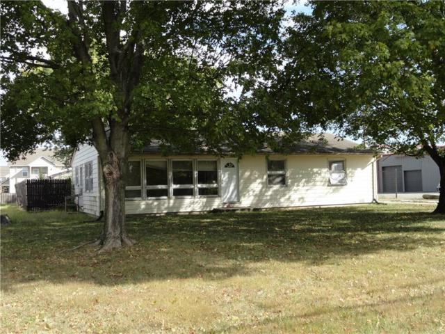 1328 E Main Street, Greenfield, IN 46140 (MLS #21517451) :: The ORR Home Selling Team