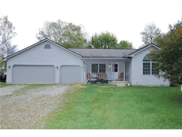 9557 S County Road 100 E, Clayton, IN 46118 (MLS #21517496) :: Mike Price Realty Team - RE/MAX Centerstone