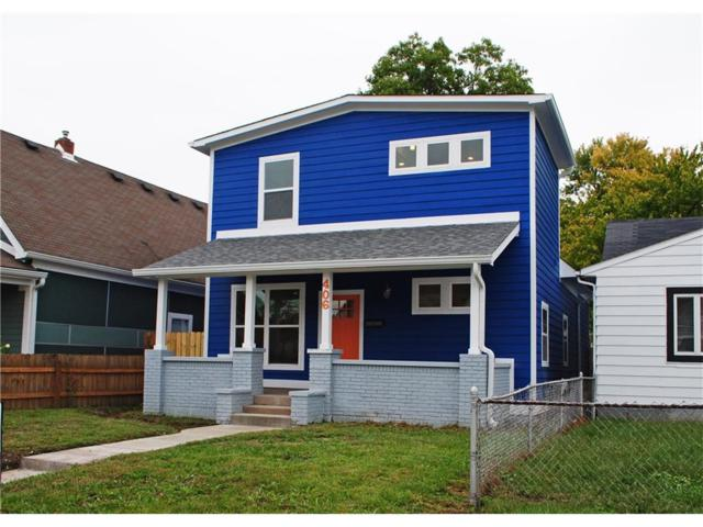 406 Orange Street, Indianapolis, IN 46225 (MLS #21518011) :: Indy Plus Realty Group- Keller Williams