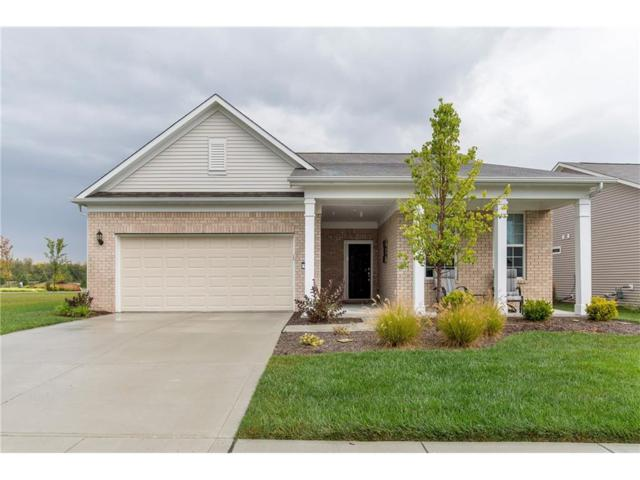 5004 Lilium Drive, Plainfield, IN 46168 (MLS #21518085) :: Mike Price Realty Team - RE/MAX Centerstone