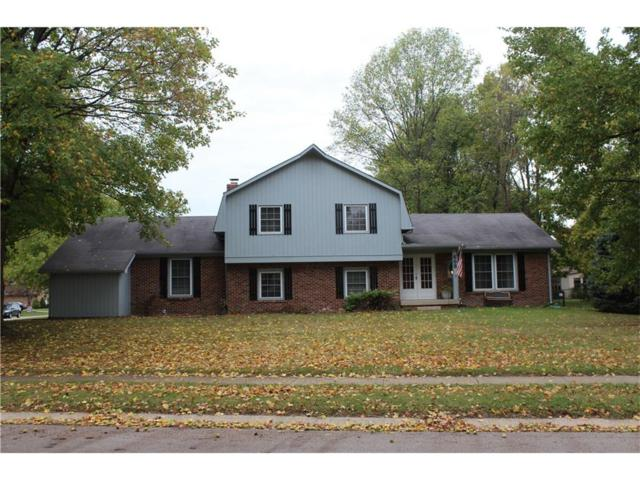 608 Elm Drive, Plainfield, IN 46168 (MLS #21518208) :: Mike Price Realty Team - RE/MAX Centerstone