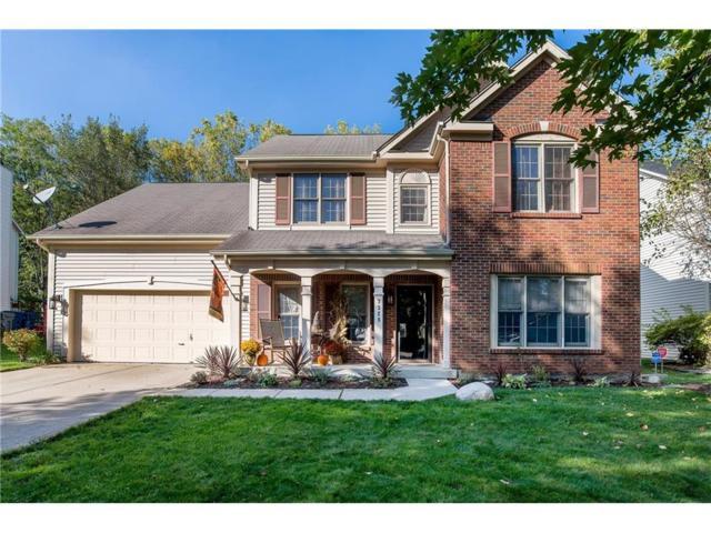7328 Hardin Oak Drive, Noblesville, IN 46062 (MLS #21518219) :: Mike Price Realty Team - RE/MAX Centerstone