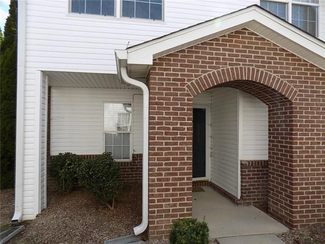 4950 Potomac Square Way #3, Indianapolis, IN 46268 (MLS #21518232) :: The Gutting Group LLC