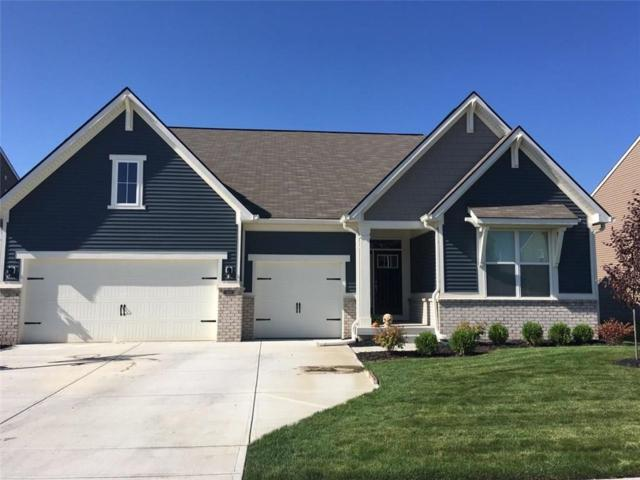 4416 Maldenhair Drive, Indianapolis, IN 46239 (MLS #21518250) :: RE/MAX Ability Plus