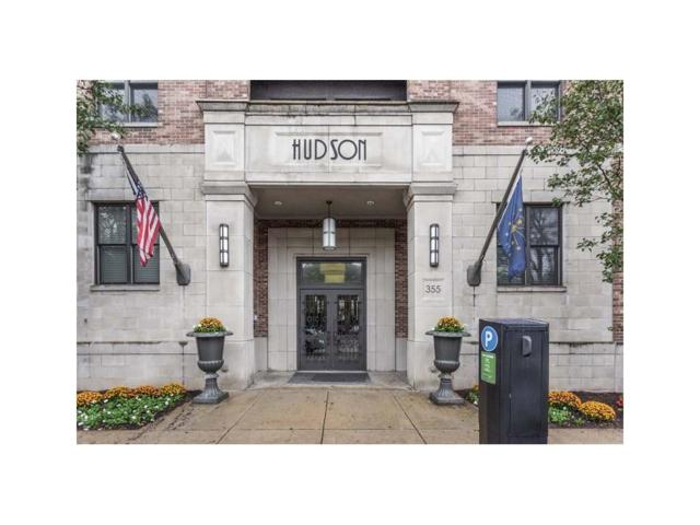 355 E Ohio Street #122, Indianapolis, IN 46202 (MLS #21518287) :: The ORR Home Selling Team
