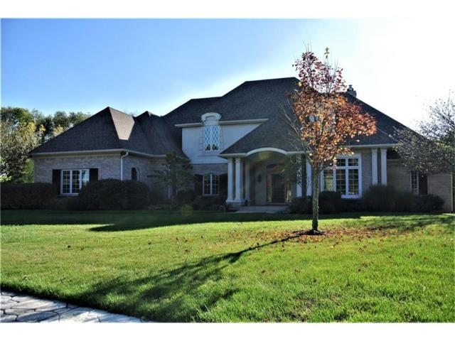 6315 W Foster Branch Drive, Pendleton, IN 46064 (MLS #21518298) :: The Gutting Group LLC