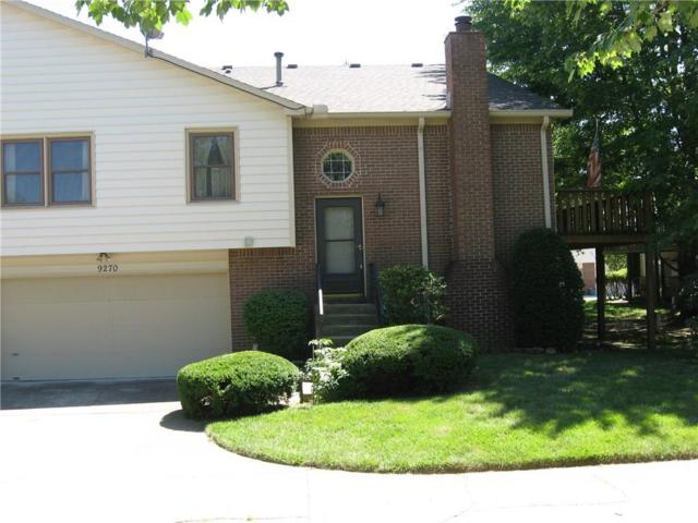 9270 Doubloon Road, Indianapolis, IN 46268 (MLS #21518345) :: Indy Scene Real Estate Team