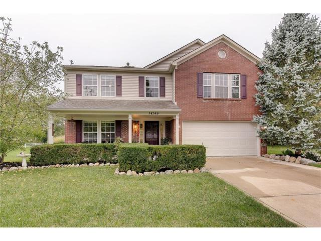 14749 Redcliff Drive, Noblesville, IN 46062 (MLS #21518417) :: Mike Price Realty Team - RE/MAX Centerstone