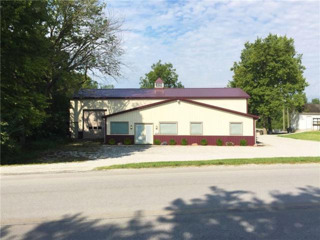 1220 N Jackson Street, Greencastle, IN 46135 (MLS #21518437) :: Indy Scene Real Estate Team