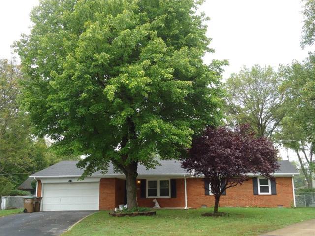 2630 Stahr Lane, Columbus, IN 47203 (MLS #21518500) :: Indy Scene Real Estate Team