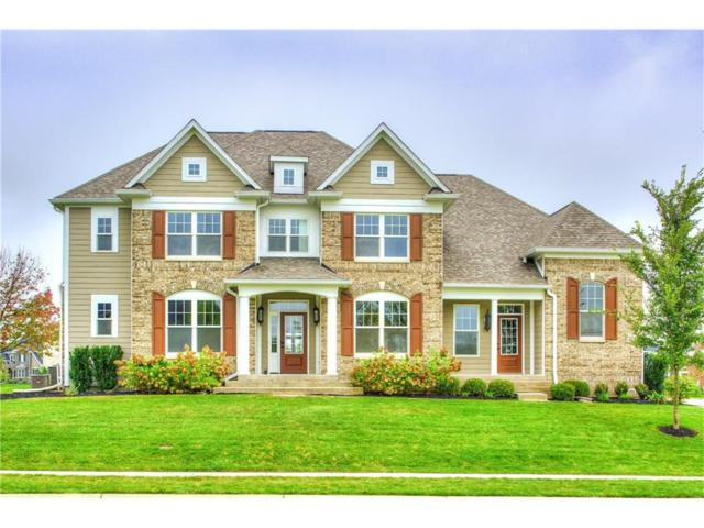 11644 Willow Springs Drive, Zionsville, IN 46077 (MLS #21518520) :: Mike Price Realty Team - RE/MAX Centerstone