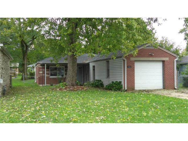 7133 E 48th Street, Indianapolis, IN 46226 (MLS #21518537) :: The Gutting Group LLC