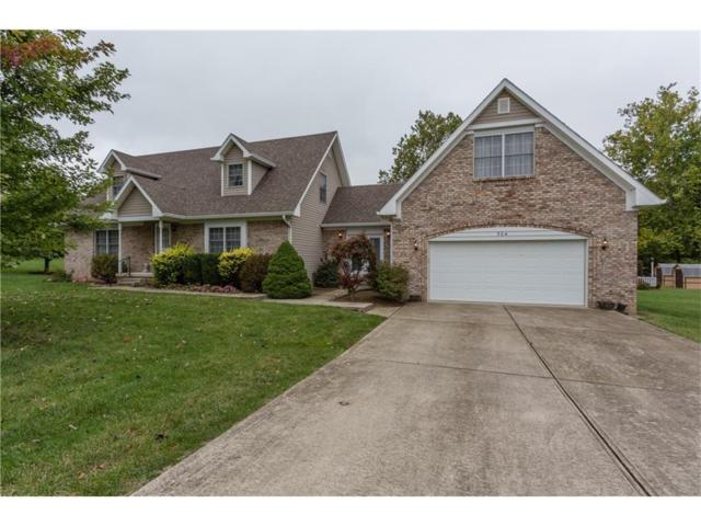 304 Mcclure, Mooresville, IN 46158 (MLS #21518551) :: Mike Price Realty Team - RE/MAX Centerstone
