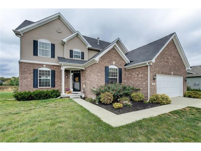 5590 W Glenview Drive, Mc Cordsville, IN 46055 (MLS #21518554) :: The Gutting Group LLC