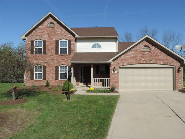 126 Valley Circle, Brownsburg, IN 46112 (MLS #21518649) :: Len Wilson & Associates