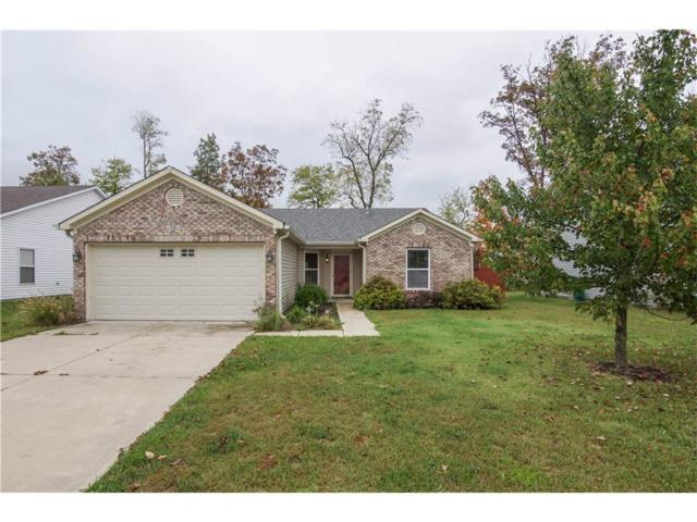 718 Runnymede Court, Greenfield, IN 46140 (MLS #21518690) :: RE/MAX Ability Plus