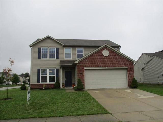 21 Spring Lake Dr, Westfield, IN 46074 (MLS #21518862) :: The Gutting Group LLC
