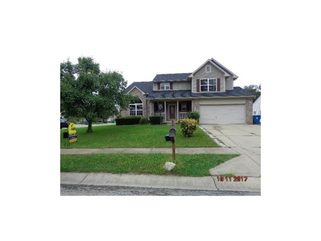 11104 Blue Spring Court, Indianapolis, IN 46239 (MLS #21518891) :: RE/MAX Ability Plus