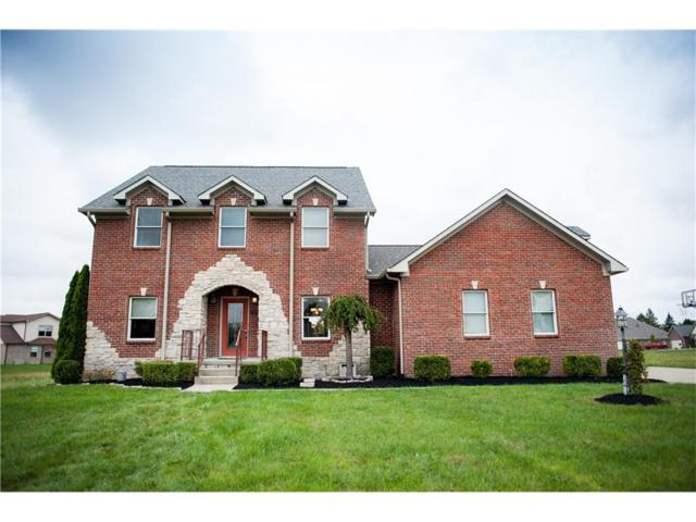 201 Saundra Drive, Fortville, IN 46040 (MLS #21519009) :: RE/MAX Ability Plus