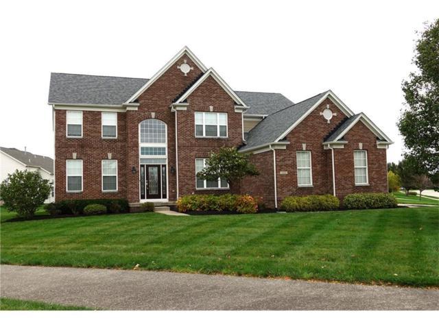 3834 Earhart Drive, Carmel, IN 46074 (MLS #21519032) :: The Gutting Group LLC