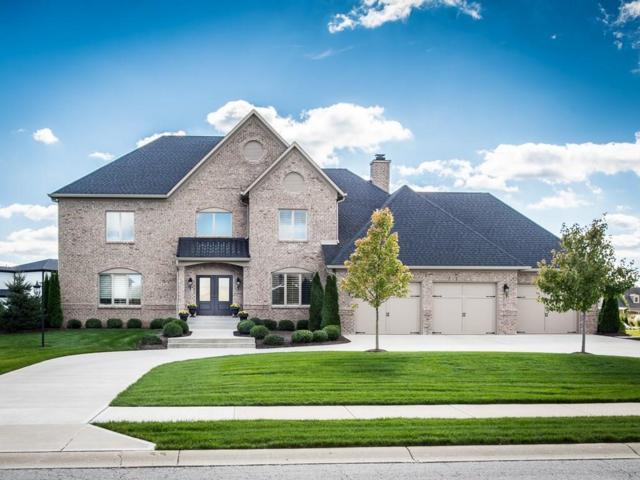 11983 Hawthorn Ridge, Fishers, IN 46037 (MLS #21519069) :: The Gutting Group LLC