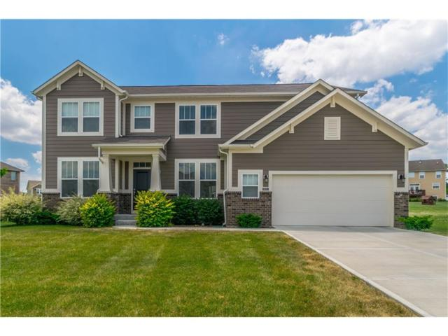 4633 Shelby Circle, Greenwood, IN 46143 (MLS #21519092) :: Mike Price Realty Team - RE/MAX Centerstone