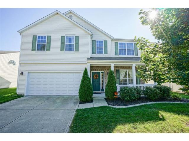 8509 Coppel Lane, Indianapolis, IN 46259 (MLS #21519113) :: RE/MAX Ability Plus