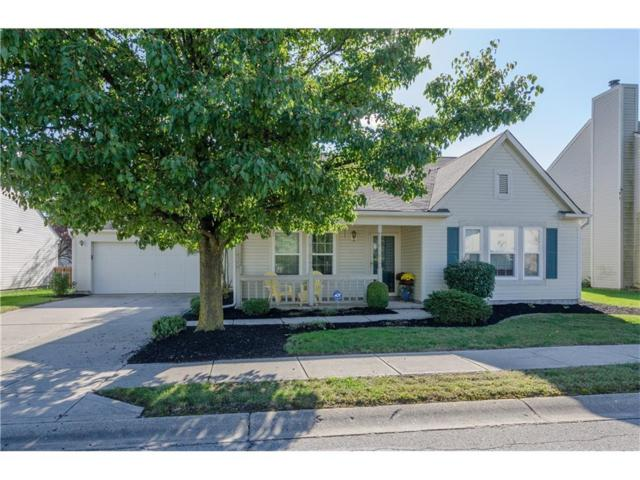 11243 Autumn Harvest Drive, Fishers, IN 46038 (MLS #21519124) :: The Gutting Group LLC