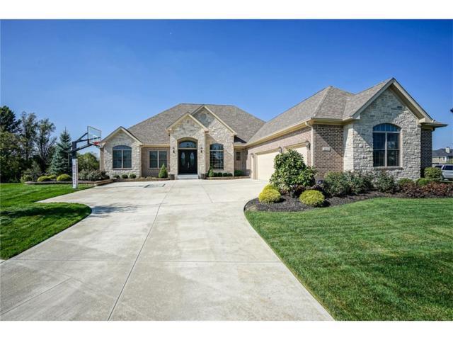 16730 Glen Way, Westfield, IN 46062 (MLS #21519145) :: The Gutting Group LLC