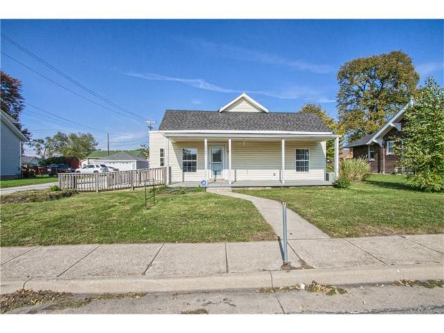 108 W Main Street, Pittsboro, IN 46167 (MLS #21519151) :: Heard Real Estate Team