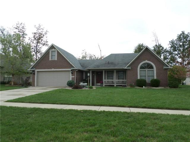 7305 Sunset Ridge Parkway, Indianapolis, IN 46259 (MLS #21519157) :: RE/MAX Ability Plus