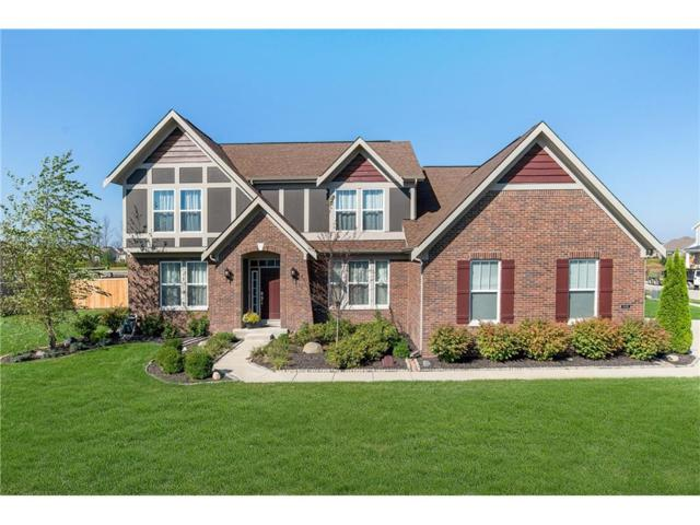 6448 W Clearview Drive, Mc Cordsville, IN 46055 (MLS #21519173) :: RE/MAX Ability Plus