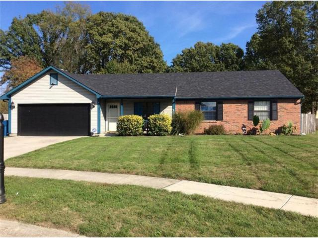 4501 Sunshine Avenue, Indianapolis, IN 46228 (MLS #21519193) :: The Gutting Group LLC