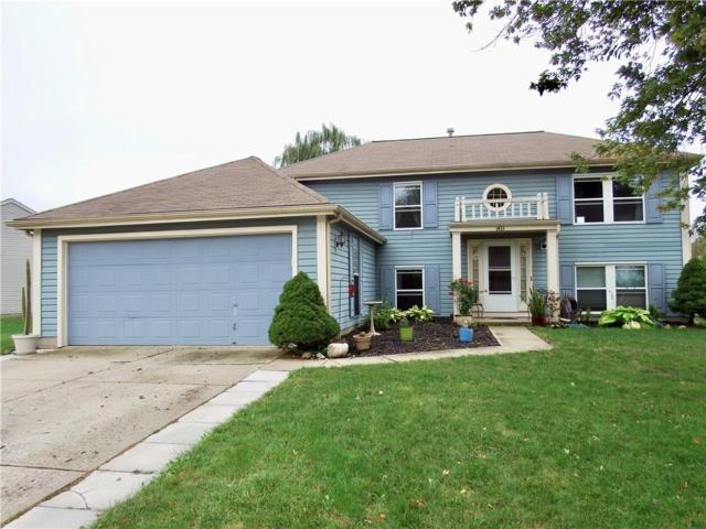 1433 Hunters Lane, Greenwood, IN 46142 (MLS #21519228) :: Mike Price Realty Team - RE/MAX Centerstone
