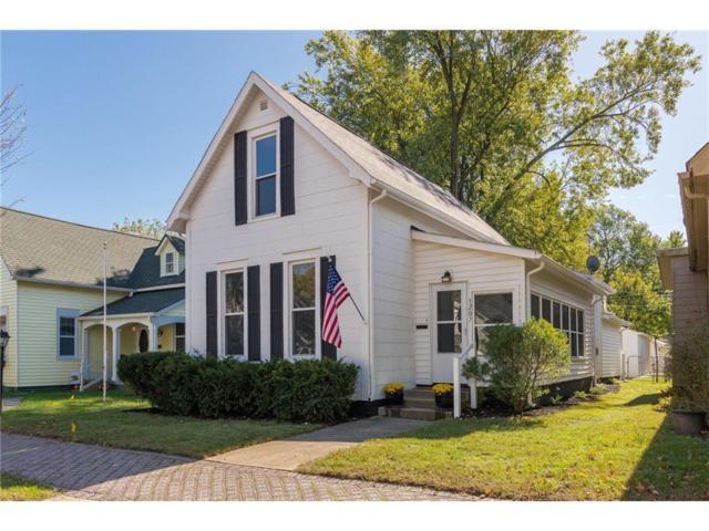 1207 Clinton Street, Noblesville, IN 46060 (MLS #21519244) :: Heard Real Estate Team