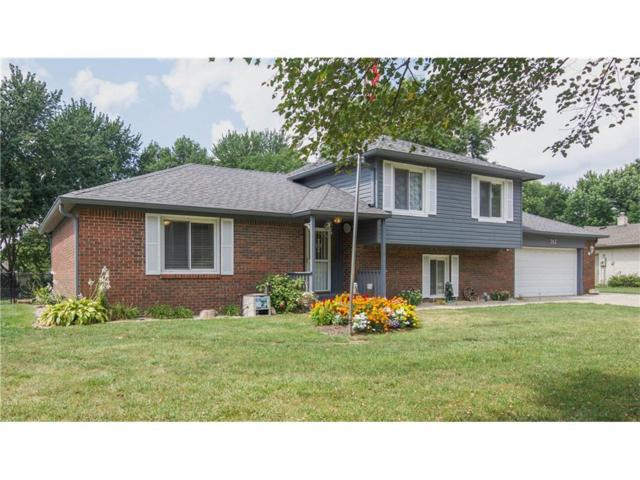 292 Leaning Tree Road, Greenwood, IN 46142 (MLS #21519247) :: Mike Price Realty Team - RE/MAX Centerstone