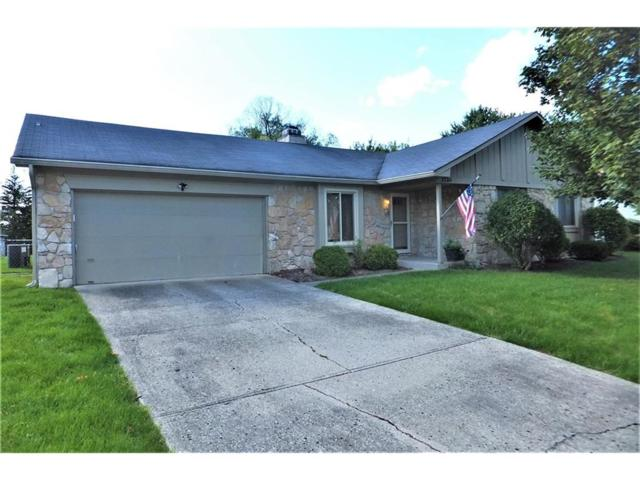 7730 White Dove Drive, Indianapolis, IN 46256 (MLS #21519259) :: The Gutting Group LLC