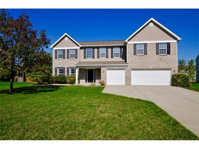 10846 Arvada Place, Fishers, IN 46038 (MLS #21519287) :: The Gutting Group LLC