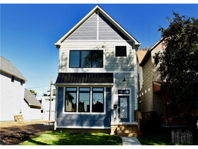958 Elm Street, Indianapolis, IN 46203 (MLS #21519288) :: RE/MAX Ability Plus