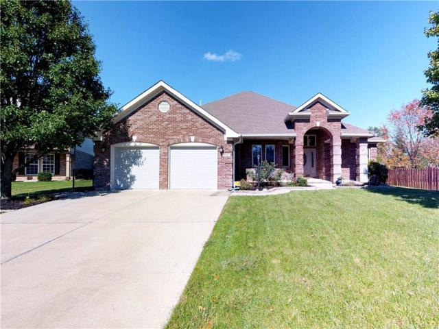 8022 Rocky Meadows Court, Indianapolis, IN 46259 (MLS #21519315) :: RE/MAX Ability Plus