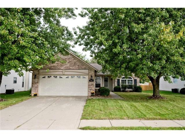9006 Bryce Way, Fishers, IN 46037 (MLS #21519316) :: The Gutting Group LLC