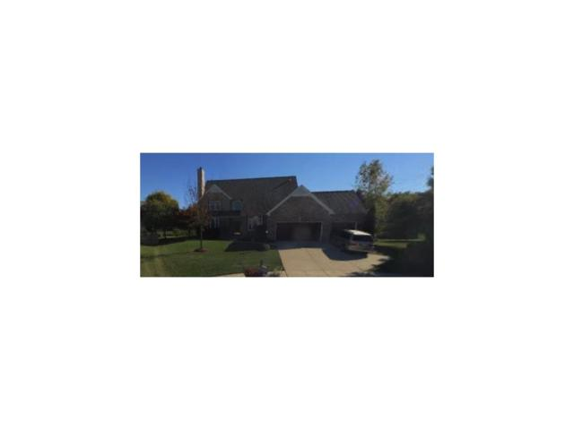 7027 Bluffridge Way, Indianapolis, IN 46278 (MLS #21519334) :: The Gutting Group LLC