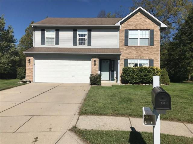 549 Woodfield Circle, Avon, IN 46123 (MLS #21519349) :: Mike Price Realty Team - RE/MAX Centerstone